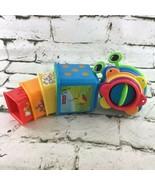 Munchkin Fisher Price Nesting Toys Blocks Bowls Multi Color Developmental Baby - $14.84