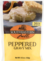 Southeastern Mills Old Fashioned Peppered Gravy Mix 4.5 oz. Packets - $20.74+