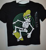 Circo Toddler Boys T- Shirt with Skeleton SIZE 12M NWT - $5.59