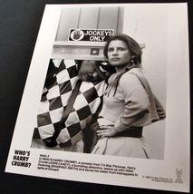 1989 Movie Who's Harry Crumb? 8x10 Press Photo Shawnee Smith - $9.49