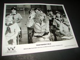 1988 Movie Troop Beverly Hills 8x10 Press Photo Shelley Long 2 - $9.87