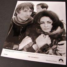1973 Movie ASH WEDNESDAY 8x10 Press Photo Elizabeth Taylor Keith Baxter 5009-28 - $9.87