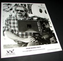1988 Movie Troop Beverly Hills 8x10 Press Photo Director Jeff Kanew - $9.49
