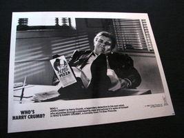 1989 Movie Who's Harry Crumb? 8x10 Press Photo John Candy Whc 1 - $9.87