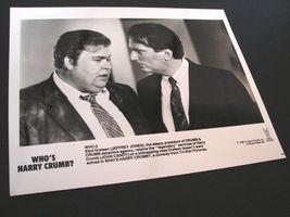 1989 Movie Who's Harry Crumb? 8x10 Press Photo John Candy Whc 3 - $9.87