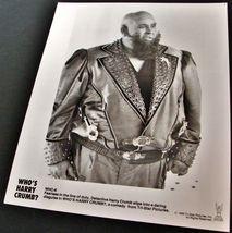 1989 Movie Who's Harry Crumb? 8x10 Press Photo John Candy Whc 6 - $9.87