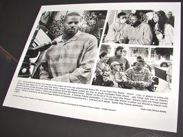 1994 A Low Down Dirty Shame Movie Press Kit Photo Keenan Ivory Wayans Director - $9.87