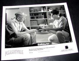 "1998 PLEASANTVILLE Movie Original Press 8x10"" Photo Don Knotts Tobey Maguire - $9.49"