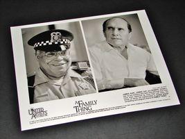 1996 A FAMILY THING Movie 8x10 Press Kit Photo James Earl Jones Robert Duvall 6 - $9.87