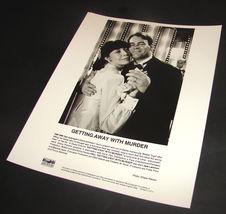 1996 Getting Away With Murder Movie Press 8x10 Photo Lily Tomlin Dan Aykroyd - $9.49