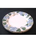 Metlox Poppytrail Sculptured Grape CA Pair of Bread & Butter Plates - $6.99