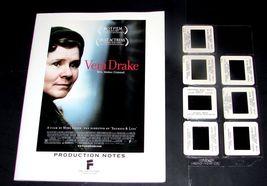 2004 VERA DRAKE Mike Leigh Movie PRESS KIT Handbook & 7 Color Slide Capt... - $14.99