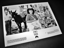 1989 Movie Shirley Valentine Press Kit 8x10 Photo Pauline Collins Mule - $10.99