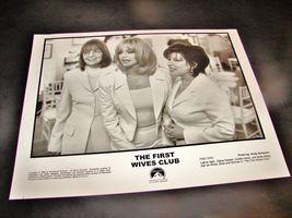 1996 The First Wives Club Movie Press Kit 8x10 Photo Goldie Hawn Diane Keaton - $10.99