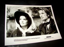 1996 Horseman On The Roof Movie Press Photo Julliette Binoche Olivier Martinez - $10.99