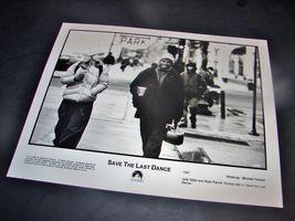 "2000 Save The Last Dance Press Kit 8x10"" Photo Julia Stiles Sean Patrick Thomas - $10.99"