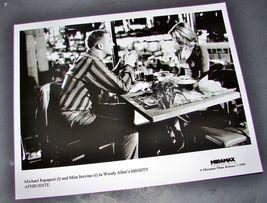 "1995 Mighty Aphrodite Original Press 8x10"" Photo Michael Rapaport Mira Sorvino - $10.99"