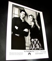 1997 TIL THERE WAS YOU Movie Press Photo Dylan McDermott Jeanne Tripplehorn - $10.99