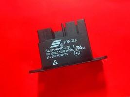 SLCH-48VDC-SL-A, 48VDC Relay, Songle Brand New!! - $8.42