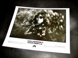 "1996 John Carpenter's ESCAPE FROM L.A. Movie Press Kit 8x10"" Photo Kurt Russell - $9.87"