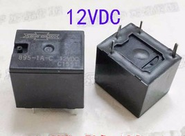 895 1 A C, 12 Vdc Relay, Song Chuan  Brand New!! - $6.44
