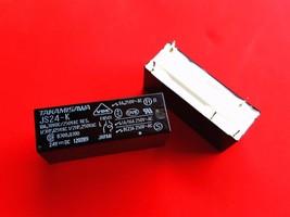 Js24 K, 24 Vdc Power Relay, Takamisawa Brand New!! - $4.46