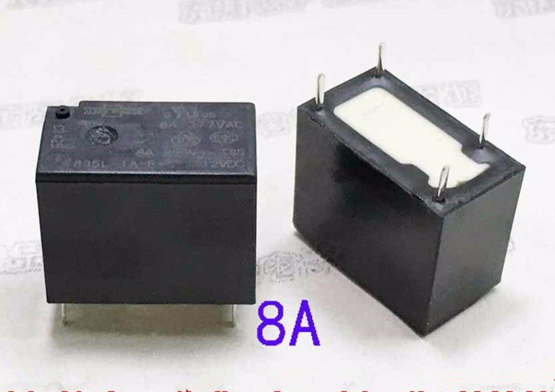 5pcs ORIGINAL 835L-1A-C 12VDC SONG CHUAN Relay NEW