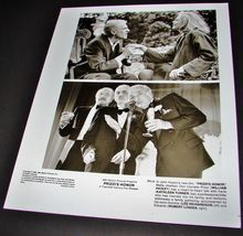 1985 John Huston Movie PRIZZI'S HONOR Press Photo Kathleen Turner Robert Loggia - $9.87