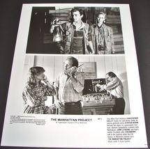 1986 Manhattan Project Movie 8x10 Press Kit Photo John Lithgow Cynthia Nixon - $9.99