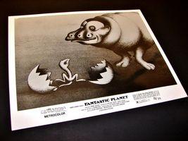 1973 René Laloux Movie FANTASTIC PLANET 8x10 Press Photo La planète sauvage 1 - $15.19