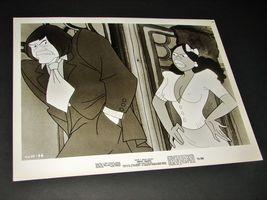 1973 Ralph Bakshi Movie Heavy Traffic 8x10 Press Photo 7310-66 Rare - $28.99