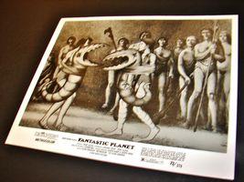 1973 René Laloux Movie FANTASTIC PLANET 8x10 Press Photo La planète sauvage 2 - $18.99