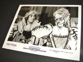 1975 Gene Wilder Movie Sherlock Holmes' Smarter Brother Photo Marty Feldman - $14.24