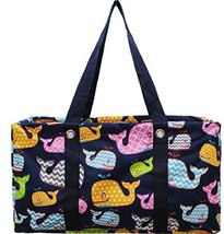 """Large Tote Bag Collapsible~23""""~Utility~Laundry~Diapers~Picnic~Shopping~O... - $544,93 MXN"""