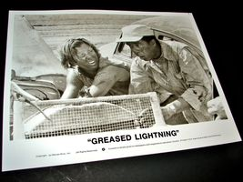 1977 Movie Greased Lightning 8x10 Press Photo Richard Pryor, Beau Bridges - $9.99
