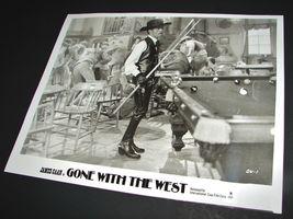 1975 Movie Gone With The West 8x10 Press Photo Sammy Davis Jr. Gw 1 Pool - $14.24