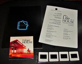 2001 LIFE AS A HOUSE Movie PRESS KIT Folder Photo Disc 4 Slides Producti... - $16.24