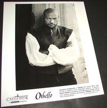 1995 Oliver Parker Movie OTHELLO 8x10 Press Photo Laurence Fishburne 2 - $10.85