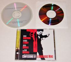 CONFESSIONS OF A DANGEROUS MIND PRESS KIT Photography CD, CD Soundtrack,... - $10.99