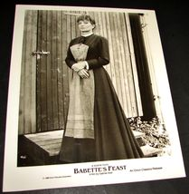 1988 Gabriel Axel Movie Babette's Feast Press 8x10 Photo Stephane Audran Bf 4 - $9.99