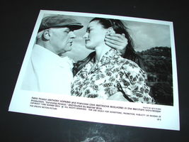 1996 Surviving Pacasso Movie 8x10 Press Photo Anthony Hopkins Natascha Mc Elhone - $10.44