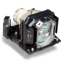 Dt01241 / Cprx94 Lamp Original Oem Lamp Bulb With Housing For Hitachi Cp Rx94 - $69.99