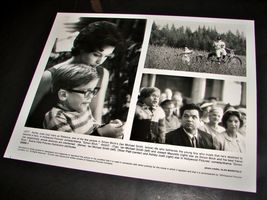 1998 Movie Simon Birch Press Photo Ian Michael Smith Ashley Judd Oliver Platt 1 - $11.69