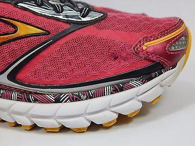 249e9ba3cc4f8 Brooks Ghost 7 Women s Running Shoes Size US 7 M (B) EU 38 Pink ...