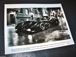 1992 Tim Burton Movie Batman Returns Photo Batmobile Br 13 - $12.59