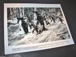 1992 Tim Burton Movie Batman Returns Press Photo Penguins With Missiles 11 - $12.59