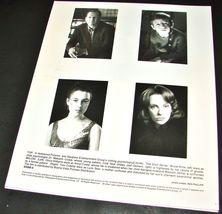 1999 M. Night Shyamalan Movie Sixth Sense Photo Bruce Willis Haley Joel Osment 4 - $10.99