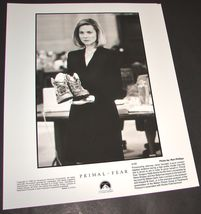 1996 Gregory Hoblit Movie Primal Fear 8x10 Press Photo Laura Linney 4100 - $10.99