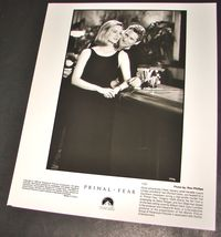 1996 Gregory Hoblit Movie PRIMAL FEAR Press Photo Richard Gere Laura Linney 1791 - $10.99