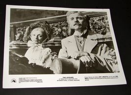 1983 Movie THE LEOPARD Press 8x10 Photo Burt Lancaster Rina Morelli - $10.99